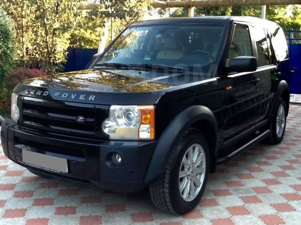 Land Rover Discovery, 2007 год, 989 000 руб.