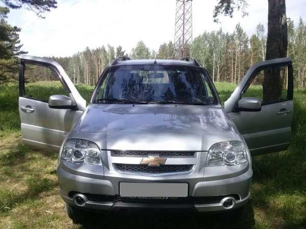 Chevrolet Niva, 2014 год, 540 000 руб.