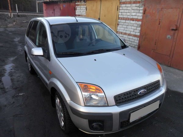 Ford Fusion, 2008 год, 310 000 руб.