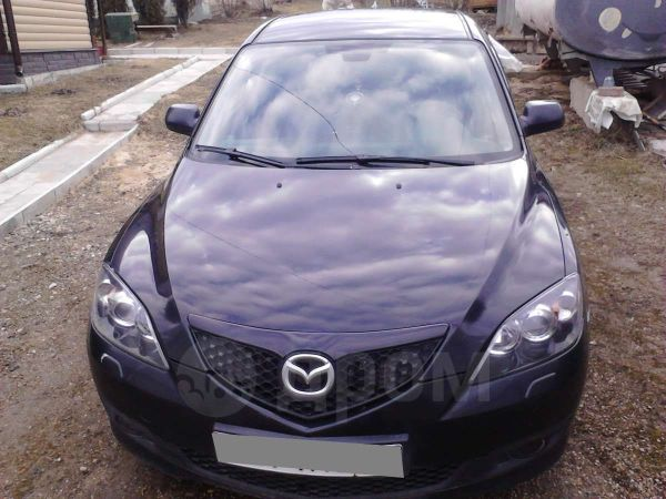 Mazda Mazda3, 2007 год, 349 000 руб.