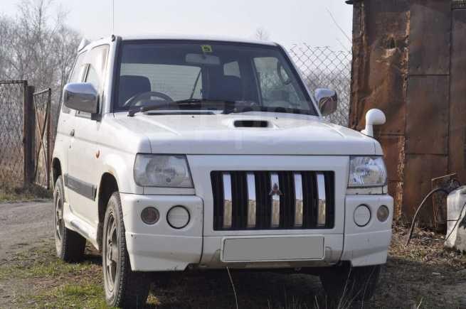 Mitsubishi Pajero Mini, 1999 год, 115 000 руб.