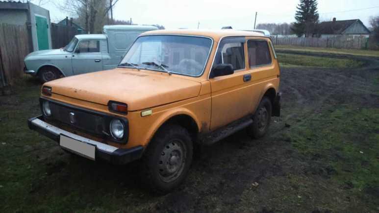 Лада 4x4 2121 Нива, 1983 год, 90 000 руб.