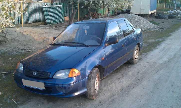 Suzuki Swift, 2003 год, 155 000 руб.