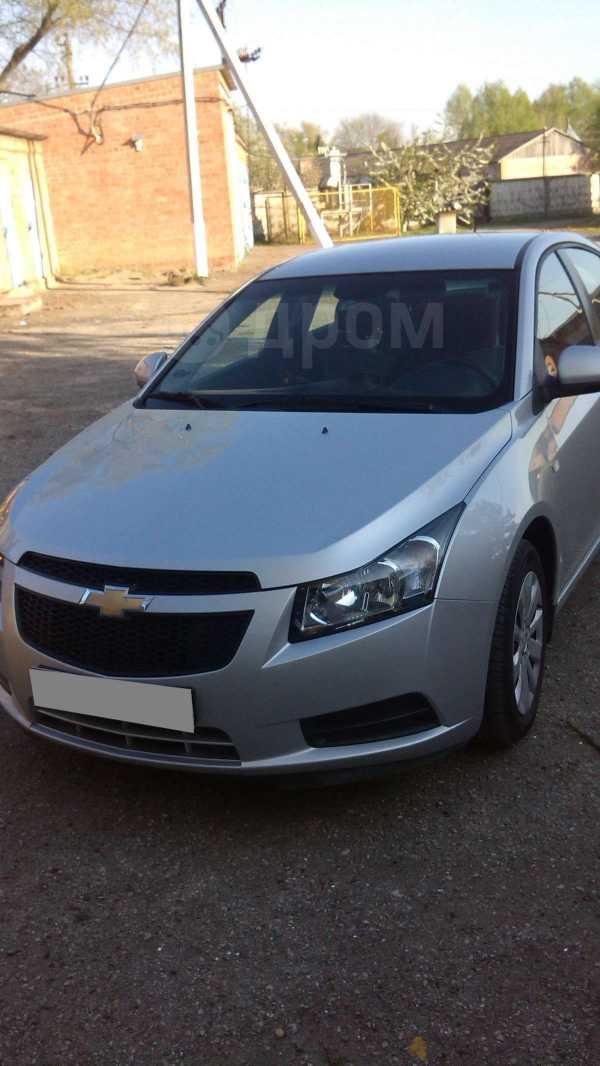 Chevrolet Cruze, 2012 год, 470 000 руб.