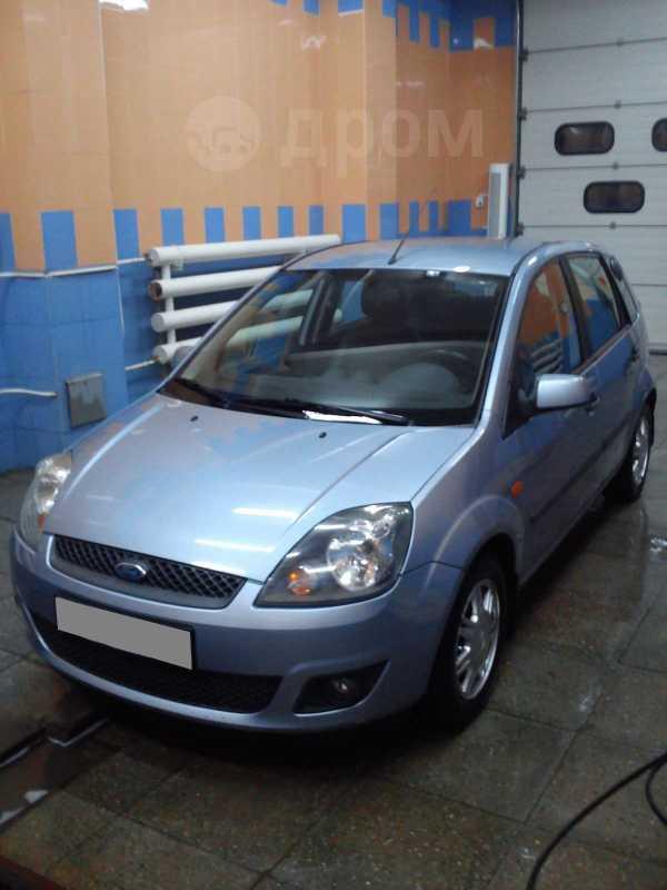 Ford Fiesta, 2006 год, 255 000 руб.