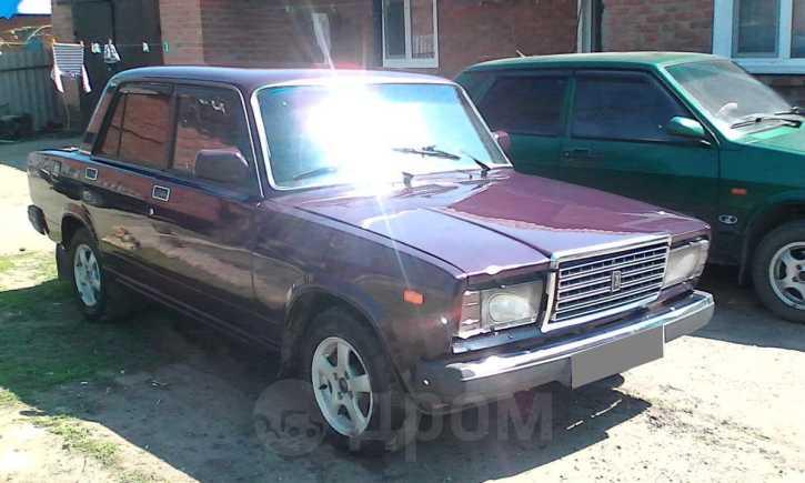 Лада 2107, 1999 год, 52 000 руб.