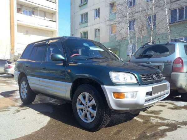 Toyota RAV4, 1997 год, 180 000 руб.