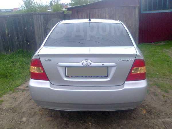 Toyota Corolla, 2003 год, 260 000 руб.