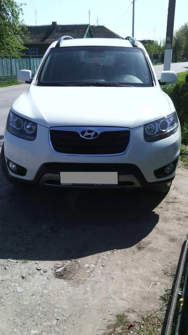 Hyundai Santa Fe, 2011 год, 1 150 000 руб.
