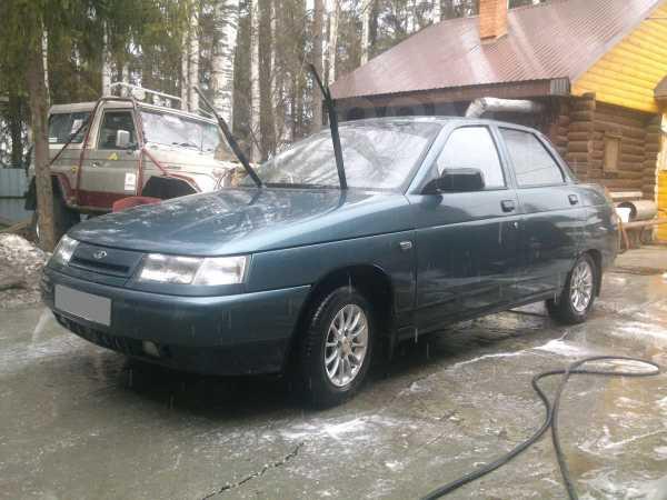 Лада 2110, 2001 год, 125 000 руб.