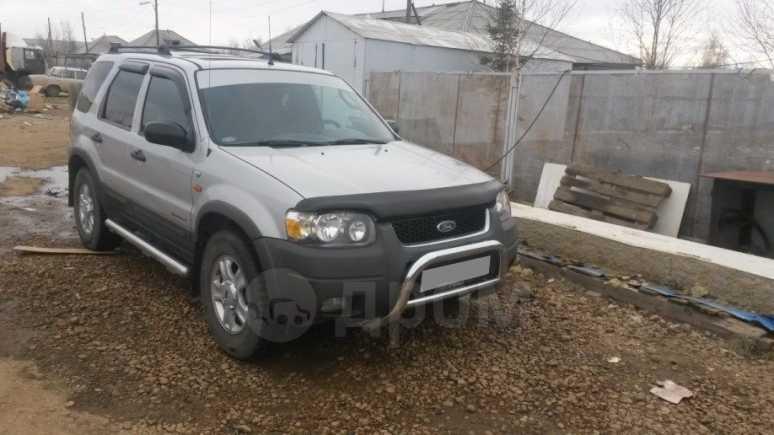 Ford Maverick, 2001 год, 450 000 руб.