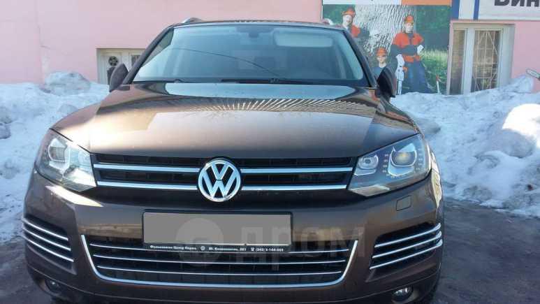 Volkswagen Touareg, 2013 год, 2 800 000 руб.