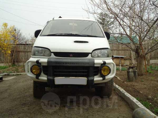 Mitsubishi Delica, 1995 год, 600 000 руб.