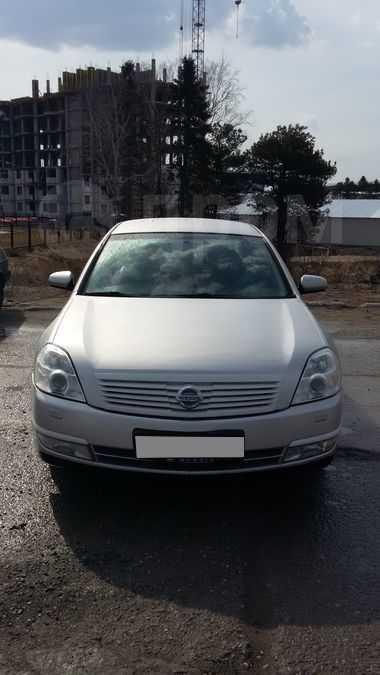 Nissan Teana, 2007 год, 540 000 руб.