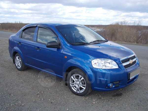 Chevrolet Aveo, 2010 год, 240 000 руб.