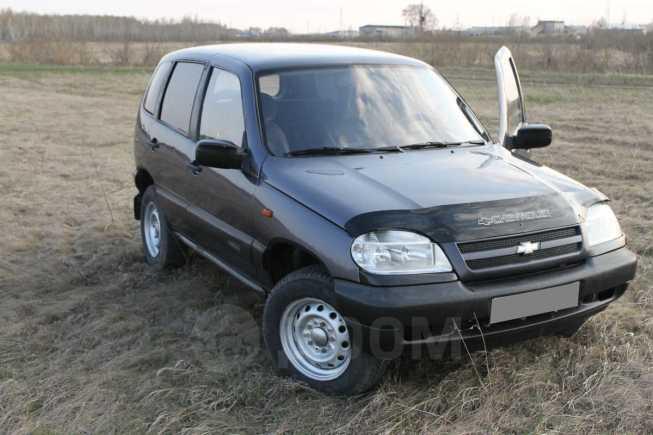 Chevrolet Niva, 2001 год, 100 000 руб.