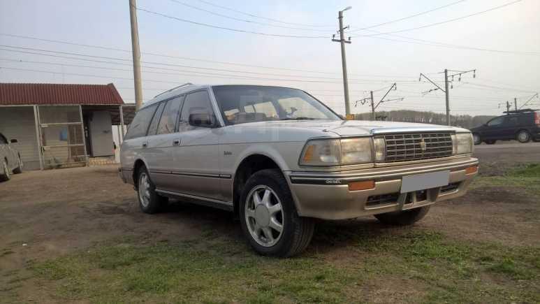 Toyota Crown, 1990 год, 125 000 руб.