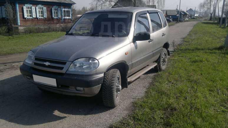 Chevrolet Niva, 2008 год, 315 000 руб.