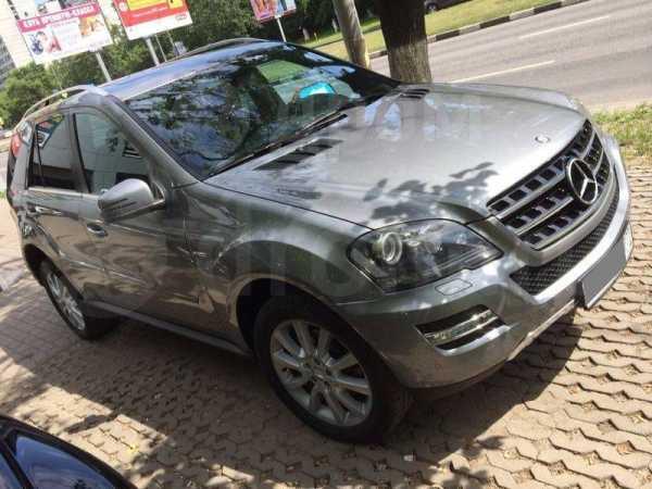 Mercedes-Benz M-Class, 2011 год, 1 950 000 руб.