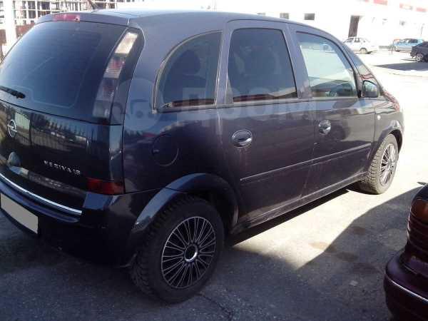 Opel Meriva, 2006 год, 220 000 руб.
