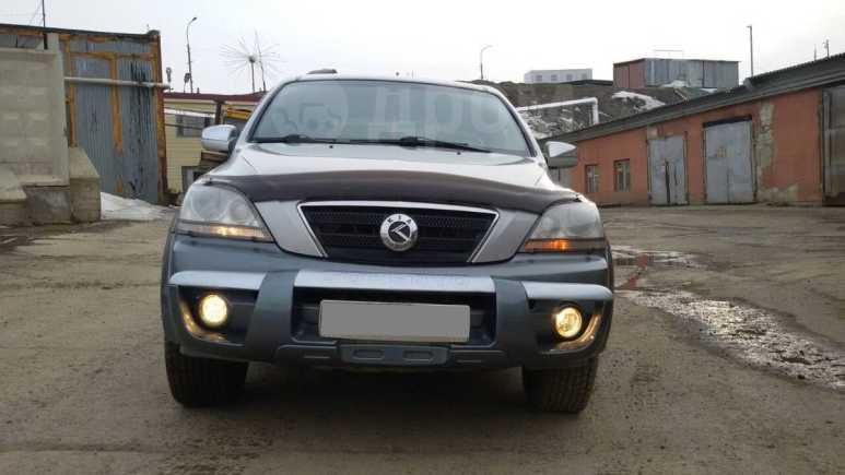 Kia Sorento, 2002 год, 515 000 руб.
