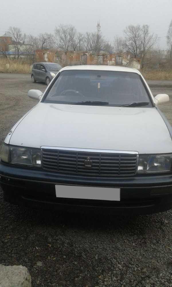 Toyota Crown, 1993 год, 90 000 руб.