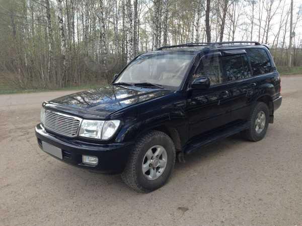 Toyota Land Cruiser, 2001 год, 750 000 руб.