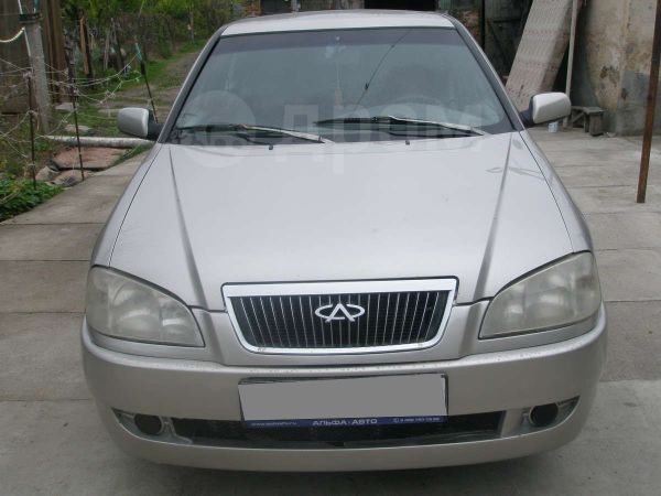 Chery Amulet A15, 2007 год, 117 000 руб.