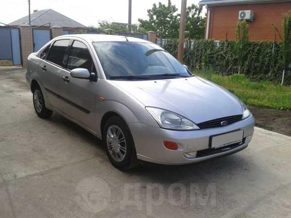 Ford Focus, 2001 год, 188 000 руб.