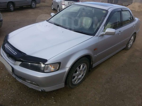 Honda Accord, 1999 год, 285 000 руб.