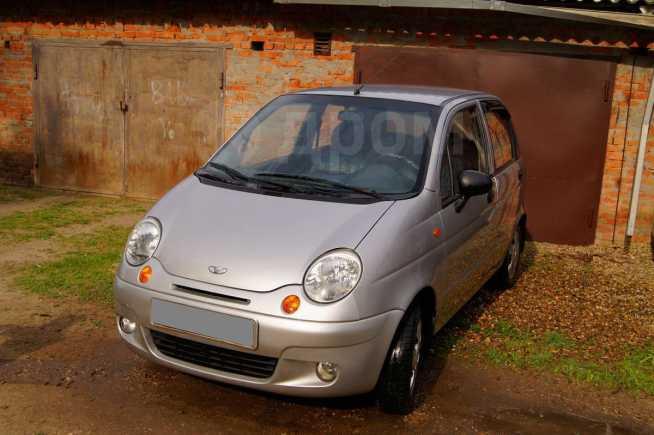 Daewoo Matiz, 2002 год, 115 000 руб.