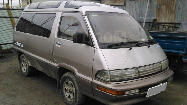 Toyota Master Ace Surf, 1990 год, 69 000 руб.