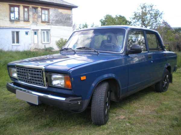 Лада 2107, 2009 год, 125 000 руб.