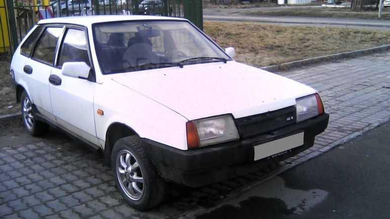 Лада 2109, 2001 год, 40 500 руб.