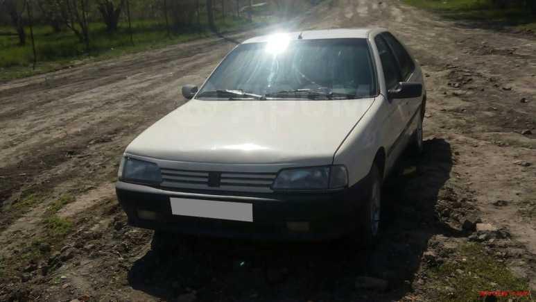 Peugeot 405, 1993 год, 75 000 руб.