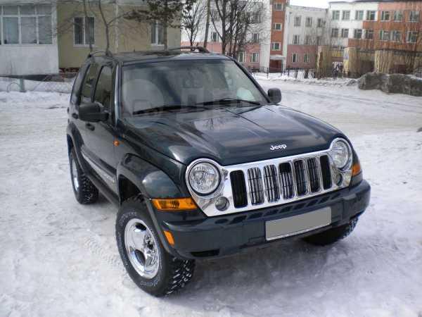 Jeep Cherokee, 2005 год, 750 000 руб.