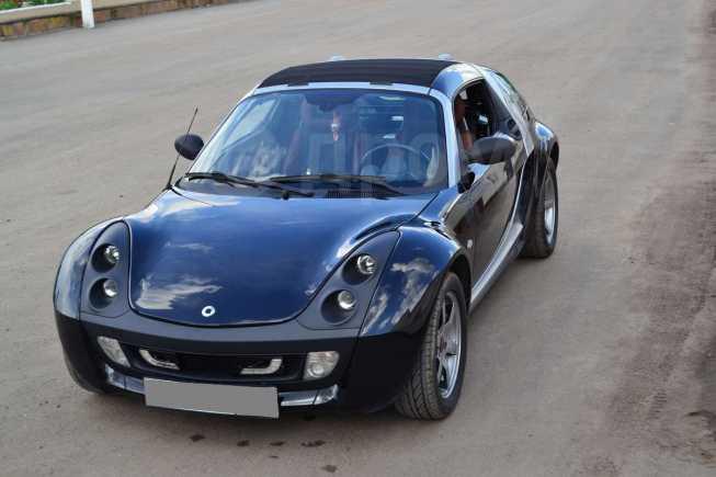 Smart Roadster, 2006 год, 495 000 руб.