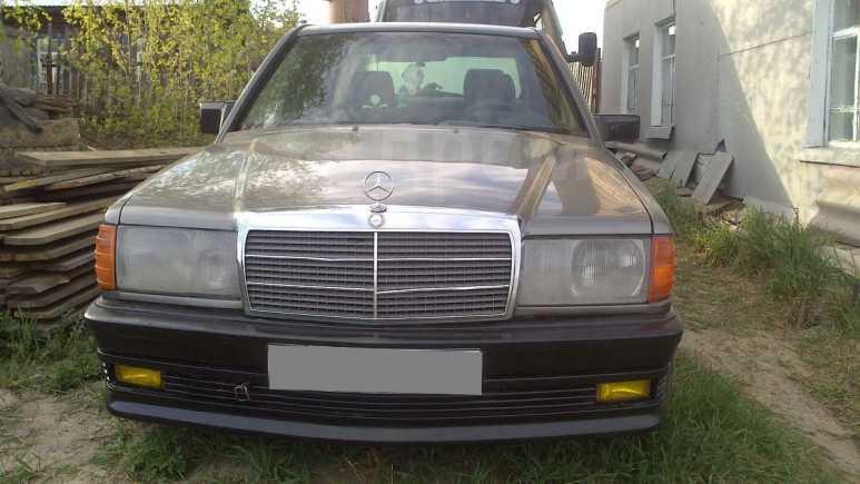 Mercedes-Benz 190, 1985 год, 125 000 руб.