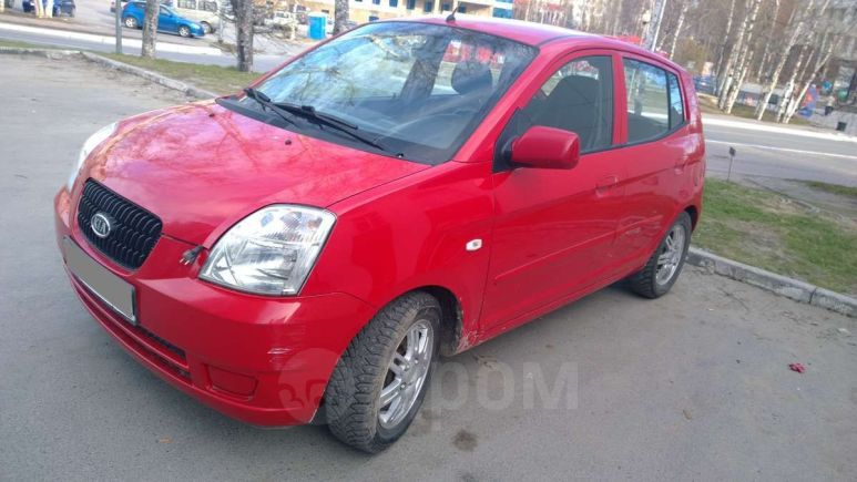 Kia Picanto, 2006 год, 170 000 руб.