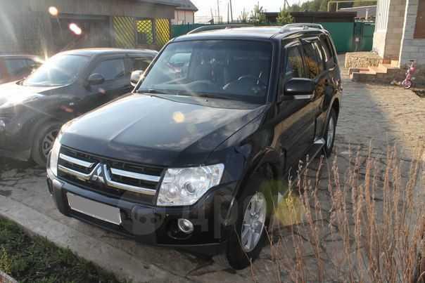 Mitsubishi Pajero, 2008 год, 1 000 000 руб.