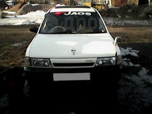 Nissan AD, 1991 год, 70 000 руб.
