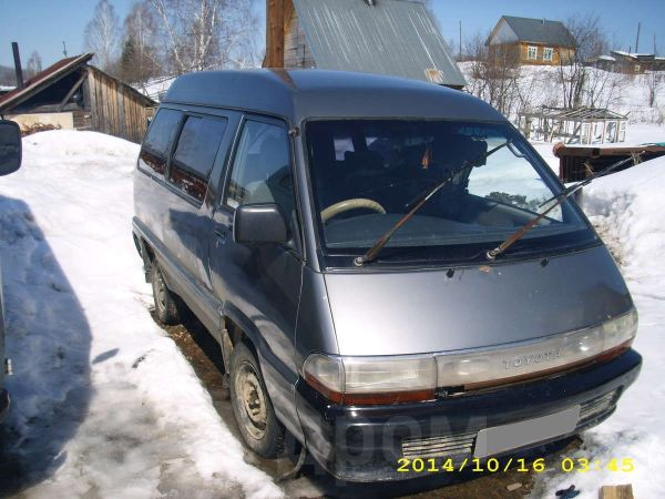 Toyota Town Ace, 1989 год, 60 000 руб.
