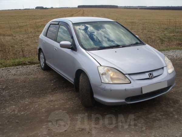 Honda Civic, 2002 год, 170 000 руб.