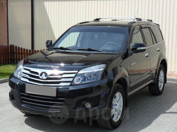 Great Wall Hover H3, 2013 год, 655 000 руб.
