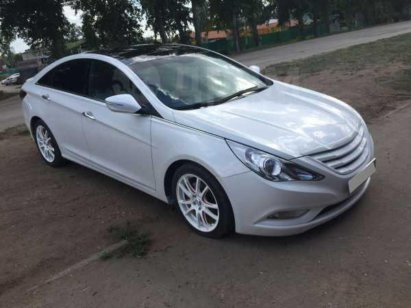 Hyundai Sonata, 2012 год, 800 000 руб.