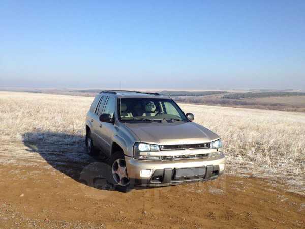 Chevrolet TrailBlazer, 2003 год, 460 000 руб.