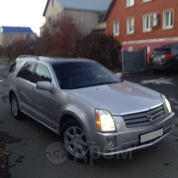 Cadillac SRX, 2006 год, 575 000 руб.