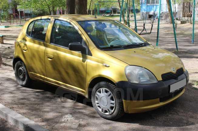 Toyota Yaris, 2000 год, 180 000 руб.