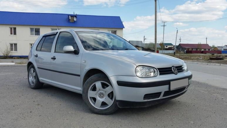 Volkswagen Golf, 1999 год, 270 000 руб.