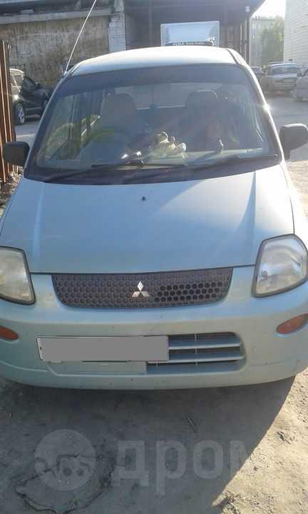 Mitsubishi Minica, 2003 год, 100 000 руб.